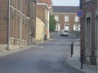 Rue des Moulins à Andenelle