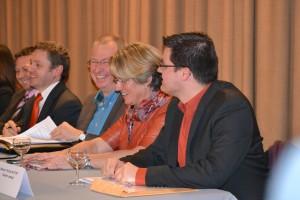 Les 4 nouveaux conseillers communaux cdH-ic