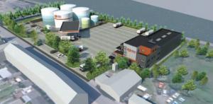 Projet de dépôt d'hydrocarbures àSeilles