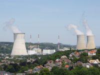 Centrale nucléaire de Tihange, Huy, Belgique